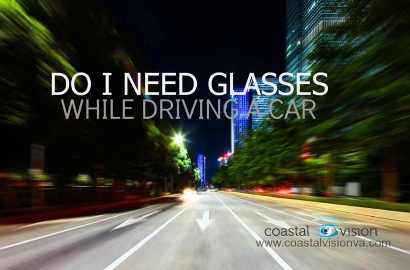 glasses driving