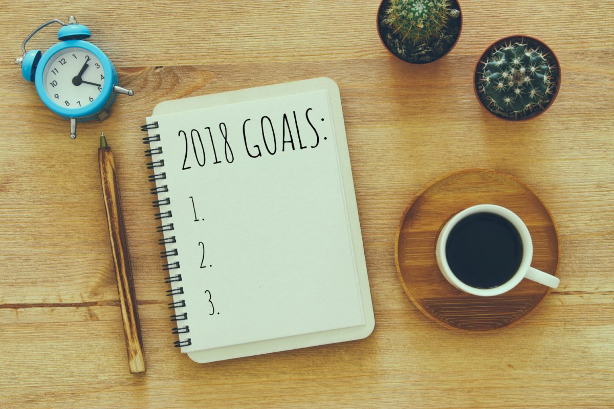 2018 Resolutions Blog Post